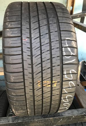 "18"" tire michelin 265/35/18 with free installation $40 single tire only for Sale in Los Angeles, CA"