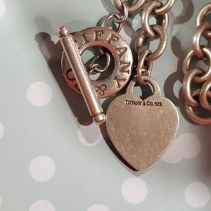 Tiffany and Co. Authentic retired toggle Heart necklace for Sale in Tumwater, WA