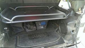 Jeep Wrangler Parts Cargo Rack JKU for Sale in Montclair, CA