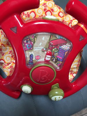 Baby b toys steering wheel like new for Sale in Spring Valley, CA