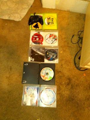 Sneak king, NHL 09, Gran Turmiso 5, GTA 5, MLB the show 11 for Sale in Modesto, CA