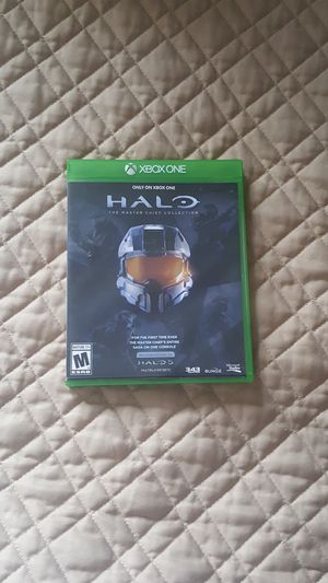 Halo The Master Chief Collection for Sale in Tacoma, WA