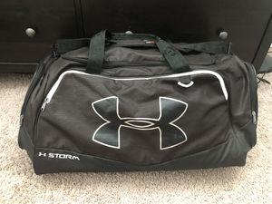 Under Armour Duffle Gym Bag for Sale in Seattle, WA