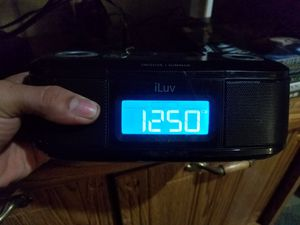 Alarm clock for Sale in Gaithersburg, MD