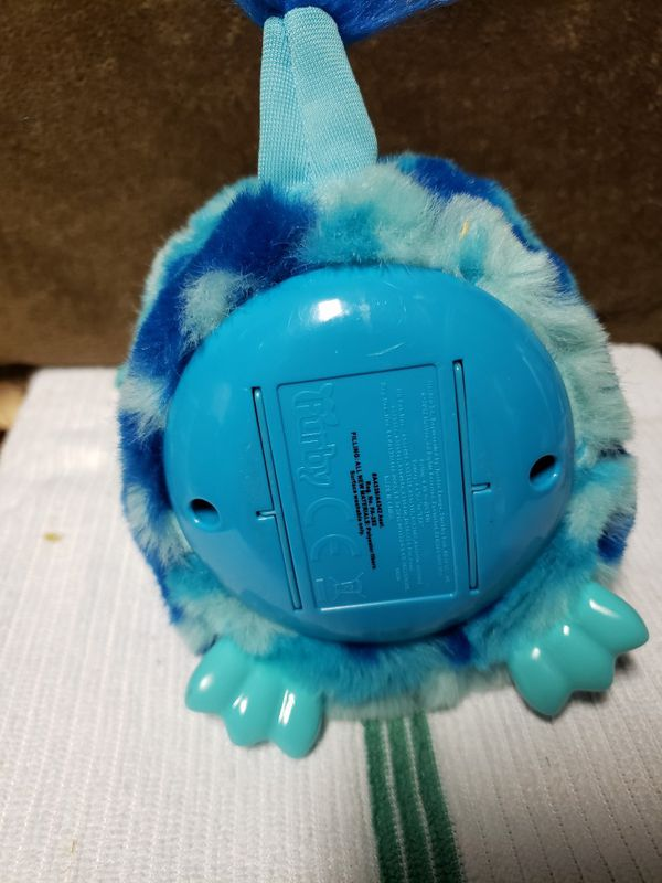 Hasbro Furby Boom, Blue Waves