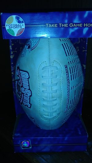 Ohio State 2002 National Champions Fiesta bowl ball for Sale in North Canton, OH