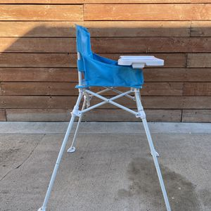 Portable High Chair for Sale in Paramount, CA