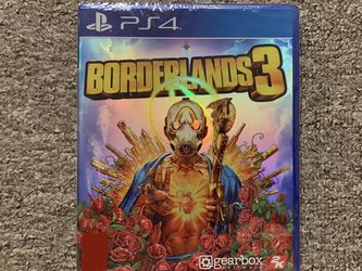 New Borderlands 3 for PS4 & PS5 for Sale in Lynnwood,  WA