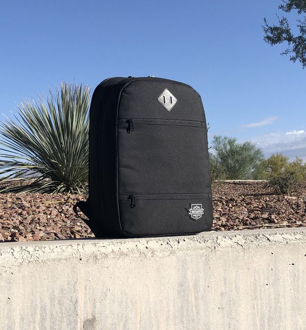 Uncharted Concepts Multi Functional Backpack