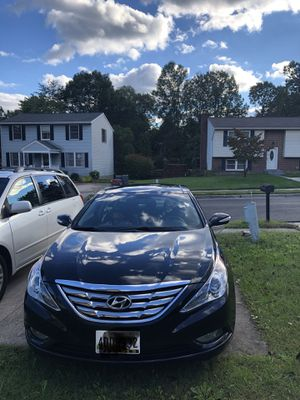 2013 Hyundai Sonata 2.0 Limited for Sale in Nottingham, MD