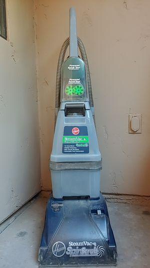 Steam vac carpet cleaner vacuum power scrub tool hoover for Sale in Phoenix, AZ