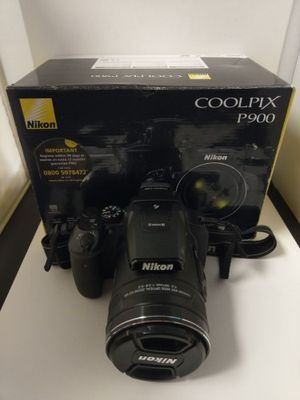 Nikon P900 - 83x Optical ZOOM! for Sale in Ivyland, PA
