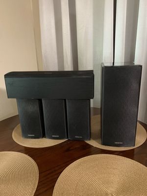 Onkyo speakers for Sale in Tampa, FL
