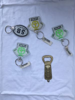 Keychain bottle opener antique from Peru $45 you get the others free for Sale in Los Angeles, CA