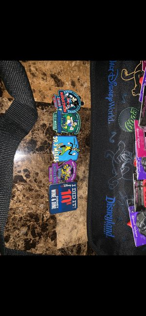 Disney Pin Bag for Sale in Haines City, FL