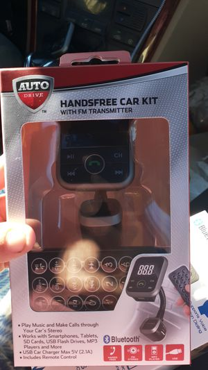 Hands Free Car Kit for Sale in Loma Linda, MO