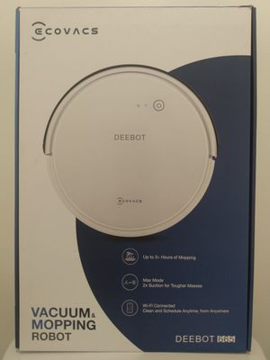 ECOVACS DEEBOT 665 VACUUM & MOPPING ROBOT for Sale in Springfield, VA