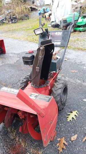 "SNAPPER 8HP 26"" SNOW BLOWER for Sale in Ijamsville, MD"