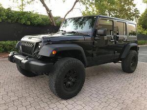 Jeep wrangler unlimited sport 2015 for Sale in Miami, FL