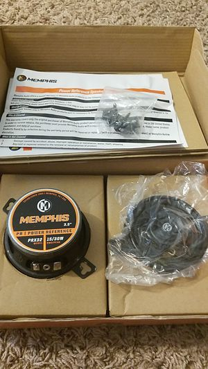 "Memphis Car Audio 3.5"" for Sale in Indianapolis, IN"
