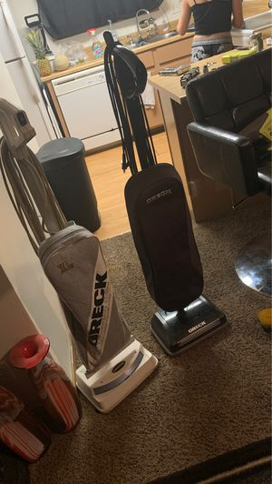 Oreck vacuum cleaner... One or the other , you pick for Sale in Aurora, CO