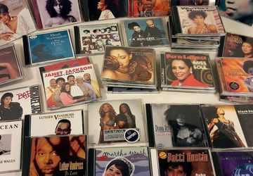 R&B, Soul, And Jazz 52 Music CDs!!!! for Sale in Brooklyn,  NY