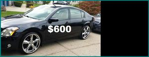 2004 Nissan Maxima only$600 for Sale in Bernice, LA