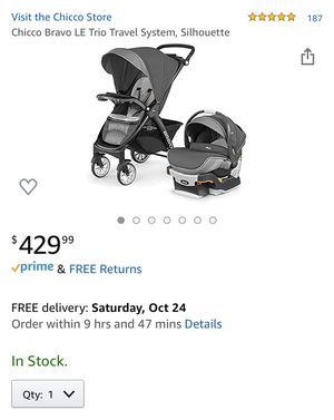 Stroller and car seat combo for Sale in Phoenix, AZ