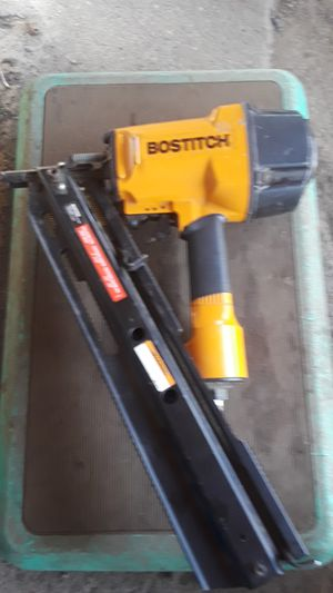 Bostitch framing nail gun for Sale in Farmington Hills, MI