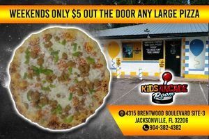 Any Large Pizza weekend for Sale in Jacksonville, FL