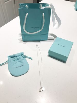 Tiffany and co necklace for Sale in Phoenix, AZ