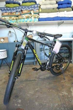 Schwinn 24 Speed Mens Adult 29″ Mountain Bike in Black for Sale in Mesa Grande, AZ