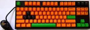 Ducky Mecha Mini RGB LED 60% Double Shot PBT Mechanical Keyboard for Sale in Rose Hill, KS