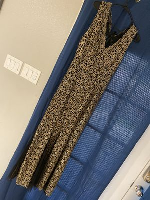 Gold & Black Dress for Sale in Houston, TX
