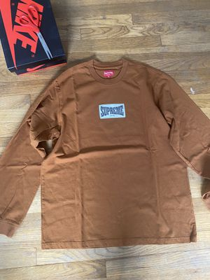 Original supreme long sleeve for Sale in Silver Spring, MD