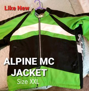 ALPINE MC JACKET for Sale in Sun City West, AZ