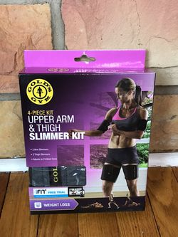 Gold's Gym Upper Arm and Thigh Slimmer Kit for Sale in Rock Cave,  WV