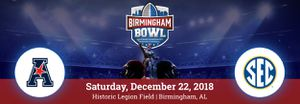 Birmingham Bowl Tickets! for Sale in Chelsea, AL