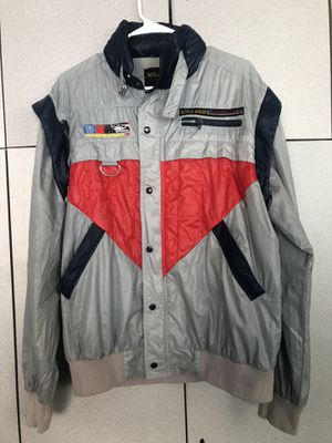 Vintage Racing Jacket size XL for Sale in San Marcos, CA