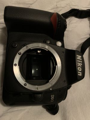 Nikon D90 for Sale in Richmond, CA