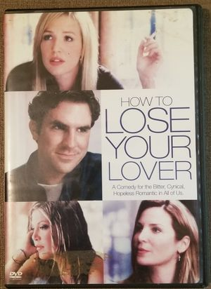 How to Lose Your Lover dvd movie for Sale in Three Rivers, MI