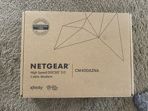 Netgear high speed cable modem for Sale in El Cajon, CA