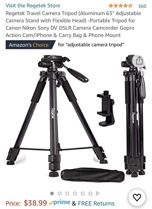 Albott Portable Tripod Now For Only $20!