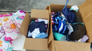 Must pick up soon in Pasadena. Free kitchen and kids clothes. Free as is.. Need to be cleaned, etc... for Sale in Pasadena, TX