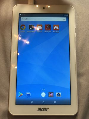 Acer tablet for Sale in Los Angeles, CA