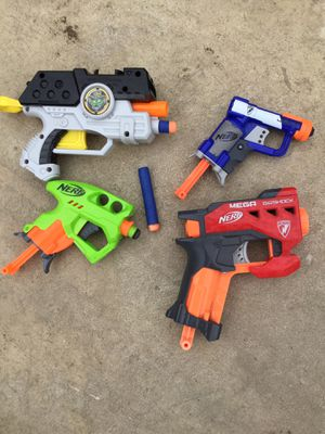 Nerf guns for Sale in La Puente, CA