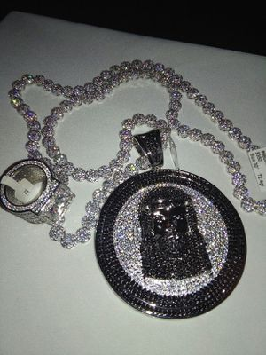 New Iced Out Set!!! for Sale in Macon, GA