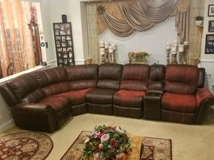 Recliner L-Shaped Sofa for Sale in Boyds, MD