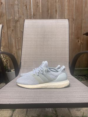 Adidas mens ultraboost ' cool grey ' for Sale in Houston, TX