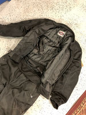 Full gear 4 winter MOTORCYCLE pants & jacket for Sale in Stockton, CA